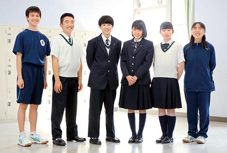制服紹介 | 日本大学第一中学・...
